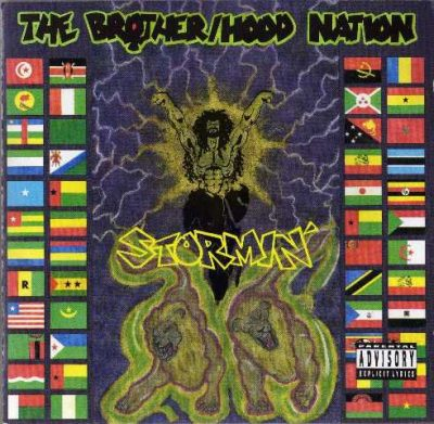 The Brother/Hood Nation - 1992 - Stormin'