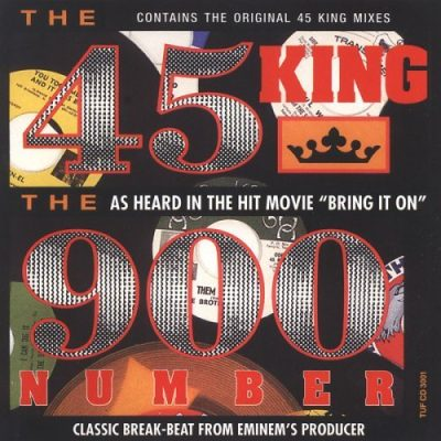 The 45 King - 1991 - The 900 Number EP