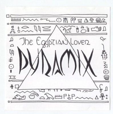The Egyptian Lover - 1993 - Pyramix