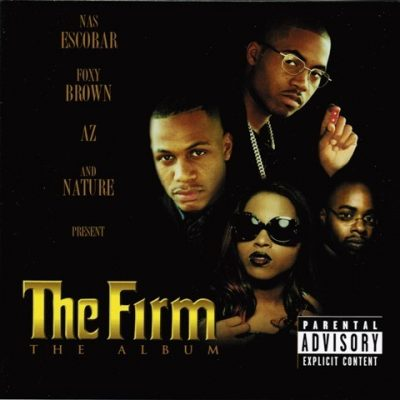 The Firm - 1997 - The Firm: The Album