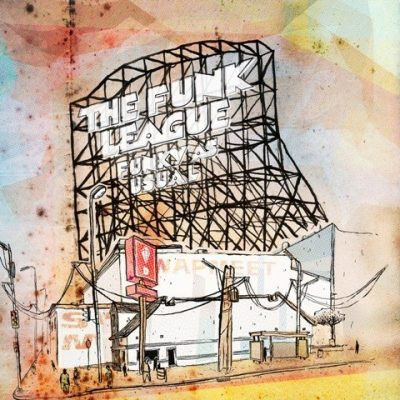 The Funk League - 2012 - Funky As Usual