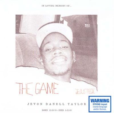 The Game - 2012 - Jesus Piece (AU Edition)