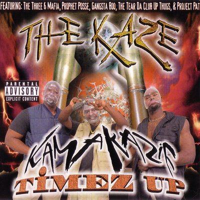 The Kaze - 1998 - Kamikazie Timez Up
