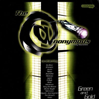 The Anonymous - 1998 - Green And Gold EP