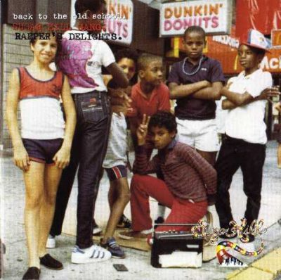 The Sugarhill Gang - 1999 - Back To The Old School: Rapper's Delights