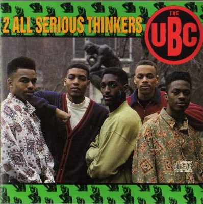The UBC - 1990 - 2 All Serious Thinkers