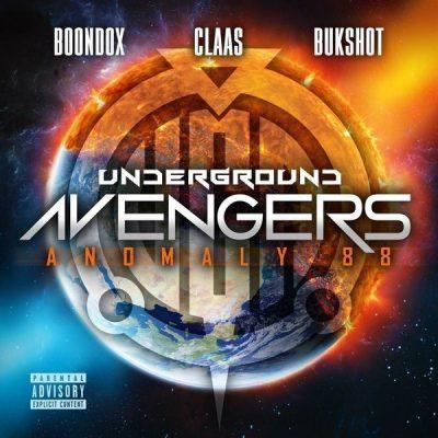 The Underground Avengers - 2018 - Anomaly 88