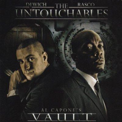 The Untouchables (DJ Wich & Rasco) - 2010 - Al Capone's Vault