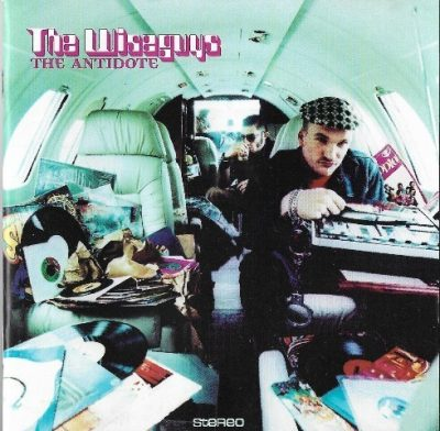 The Wiseguys - 1998 - The Antidote