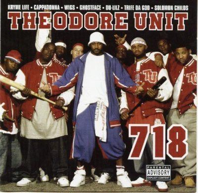 Theodore Unit - 2004 - 718