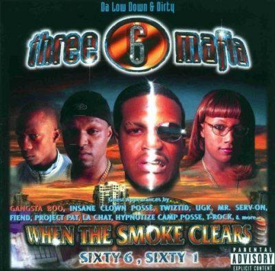 Three 6 Mafia - 2000 - When The Smoke Clears: Sixty 6, Sixty 1