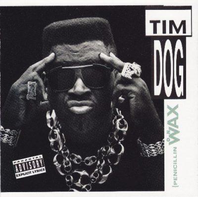 Tim Dog - 1991 - Penicillin On Wax