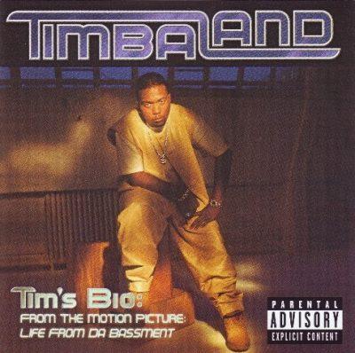 Timbaland - 1998 - Tim's Bio