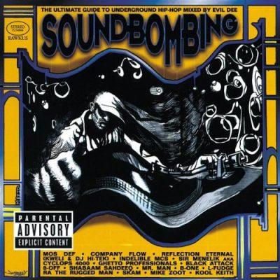 Rawkus Presents Soundbombing - 1997