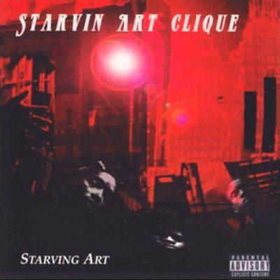 Starvin Art Clique - 1998 - Starving Art