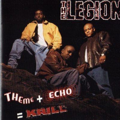 The Legion - 1994 - Theme + Echo = Krill