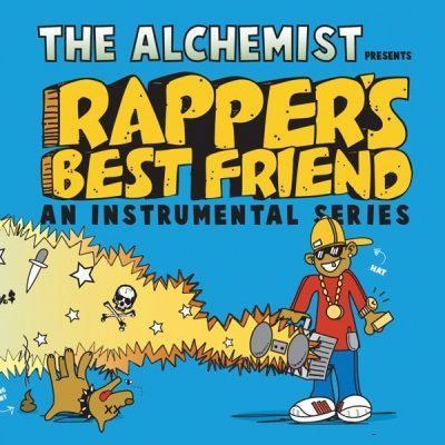 The Alchemist - 2007 - Rapper's Best Friend: An Instrumental Series