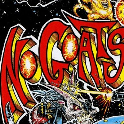 The Goats - 1994 - No Goats, No Glory