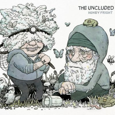 The Uncluded - 2013 - Hokey Fright