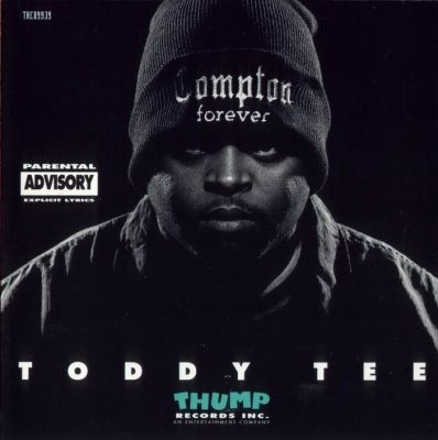Toddy Tee - 1995 - Compton Forever