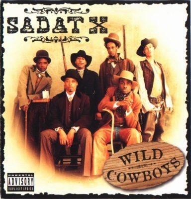 Sadat X - 1996 - Wild Cowboys