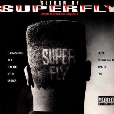 OST - 1990 - The Return Of Superfly