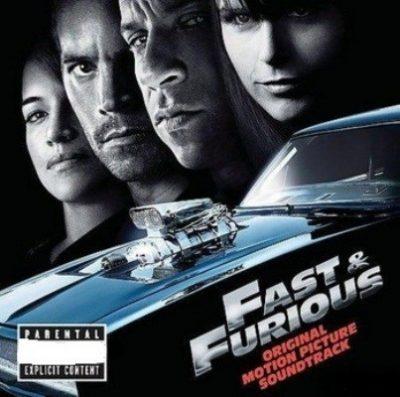 OST - 2009 - Fast & Furious 4