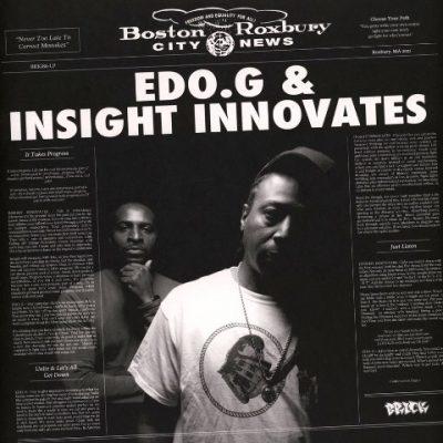 Ed O.G. & Insight Innovates - 2021 - Ed O.G. & Insight Innovates