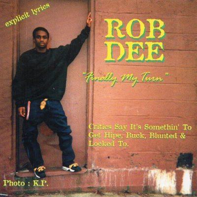 Rob Dee - 1997 - Finally My Turn