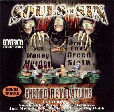 Souls Of Sin - 1998 - Ghetto Revelations