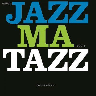 Guru - 1993 - Jazzmatazz Vol. 1 (2018-Deluxe Edition) (Vinyl 24-bit / 96kHz)