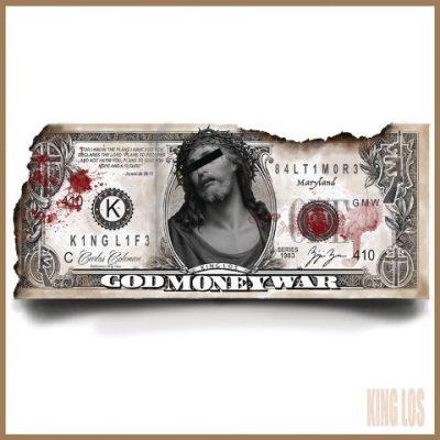 King Los - 2015 - God, Money, War [24-bit / 44.1kHz]