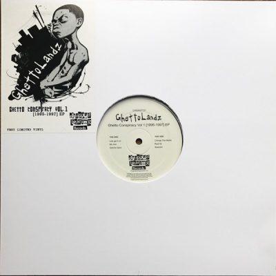 Ghettolandz - 2014 - Ghetto Conspiracy Vol. 1 (1995-1997) (Vinyl 24-bit / 96kHz)