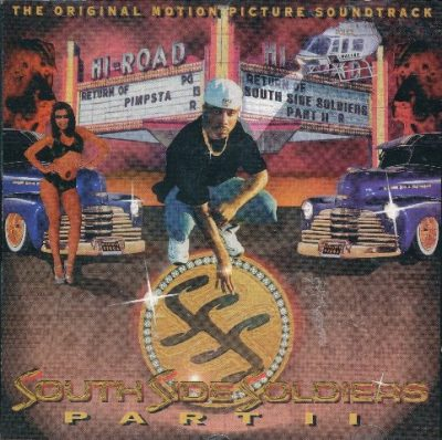 Pimpsta - 1999 - South Side Soldiers Part II