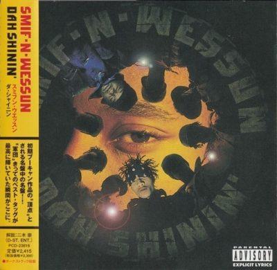 Smif-N-Wessun - 1995 - Dah Shinin' (2006-Japan Edition)