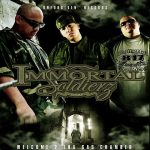 Immortal Soldierz – 2008 – Welcome 2 Tha Gas Chamber (2 CD)