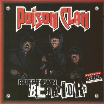 Poison Clan - 1993 - Ruff Town Behavior