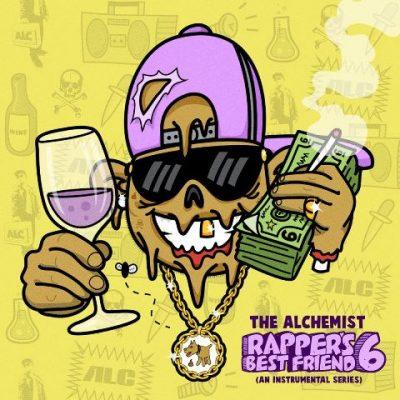 The Alchemist - 2021 - Rapper's Best Friend 6 (An Instrumental Series)