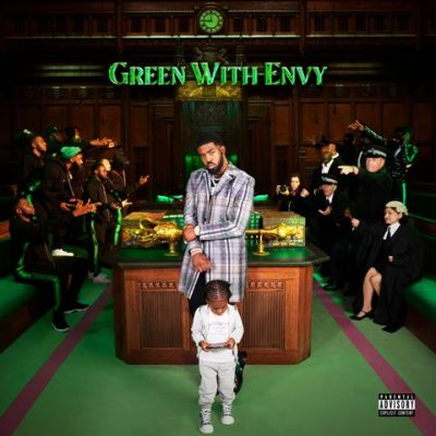 Tion Wayne - 2021 - Green With Envy [24-bit / 44.1kHz]