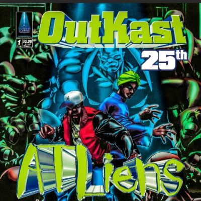 OutKast - 1996 - ATLiens (25th Anniversary Deluxe Edition) [24-bit / 44.1kHz]