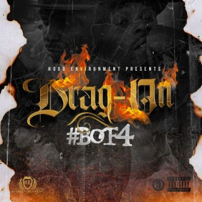 Drag-On - 2021 - Bars On Fire 4 (#Bof4)