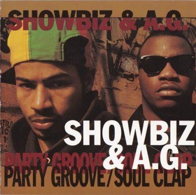 Showbiz & A.G. - 1992 - Party Groove / Soul Clap EP