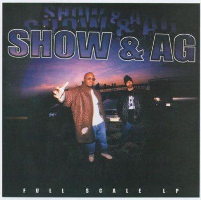 Showbiz & A.G. - 1998 - Full Scale LP
