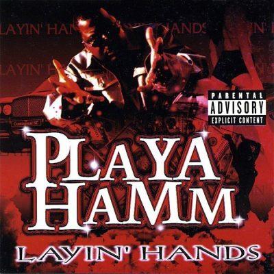 Playa Hamm - 2001 - Layin' Hands