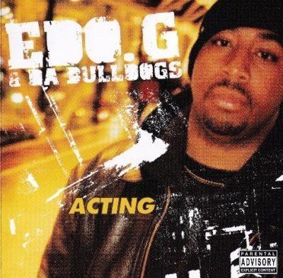 Ed O.G. & Da Bulldogs - 1996 - Acting (2008-Japan Edition)